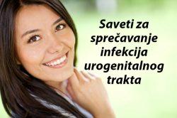 Saveti za sprečavanje infekcija urogenitalnog trakta