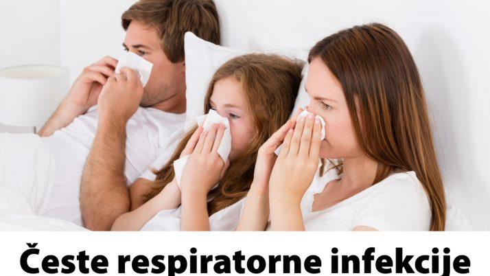 Česte respiratorne infekcije